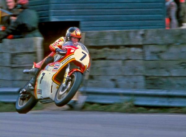 Barry Sheene Suzuki MotoGP