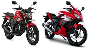 CB150R Facelift vs CBR150R K45