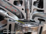 Gasoline Direct Injection Motorcycle