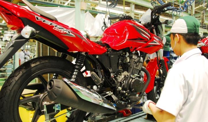Honda Verza Facelift 2015