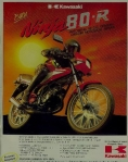 Kawasaki Ninja 80RR