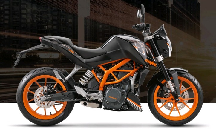 KTM Duke 250 Indonesia