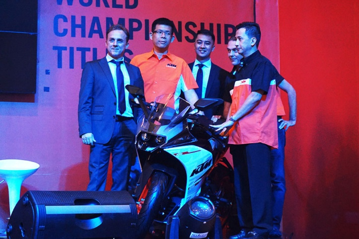 KTM RC 250 Indonesia