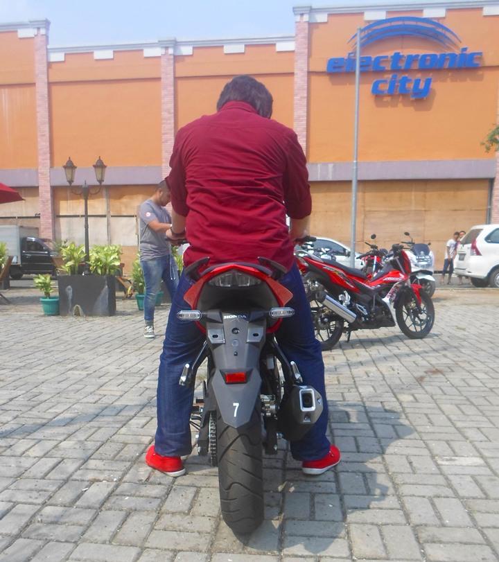 New Honda CB150R Facelift