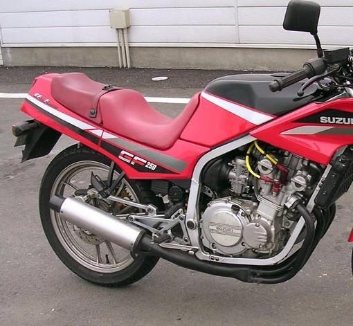 Suzuki GF250F