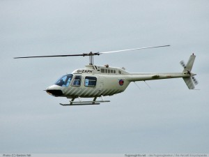 Bell Helicopter 206A