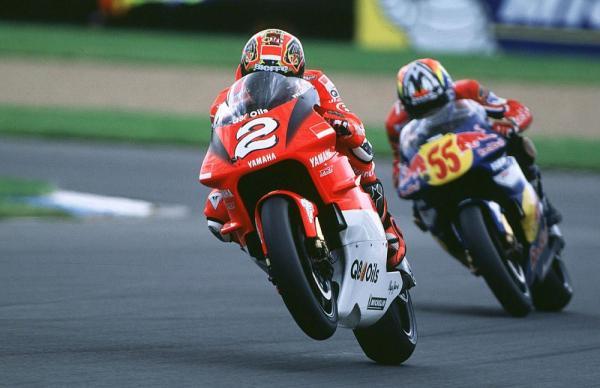GP500 Max Biaggi Winglets