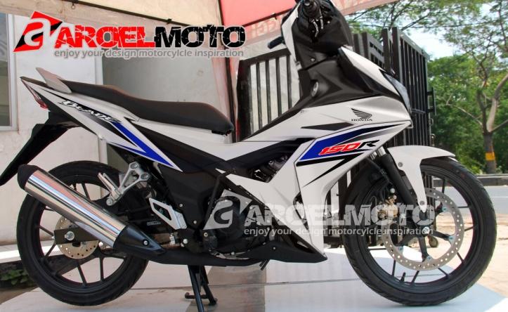 Honda K56F Super Blade 150