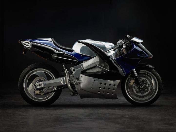 Kawasaki Spartacus