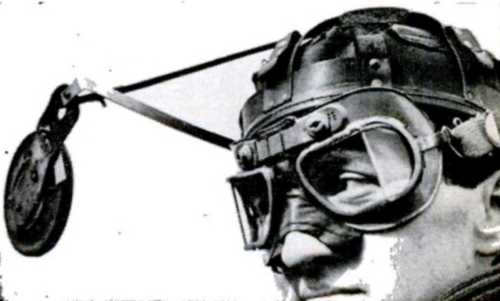 Helm Unik - Mirror Helmet