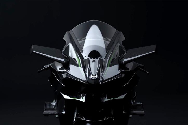 Ninja H2R Winglets