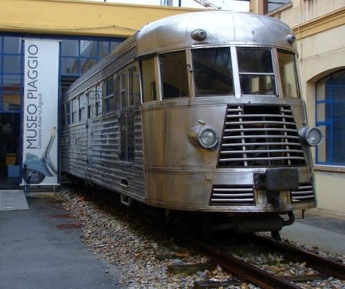 Sejarah Vespa - Kereta Piaggio