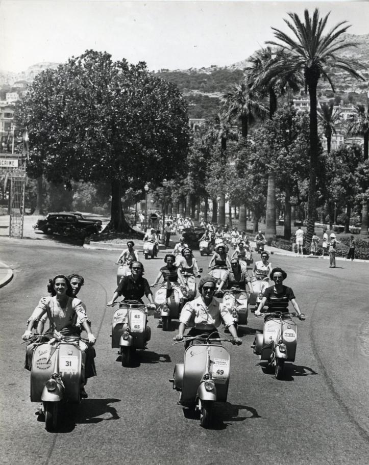 Sejarah Vespa - Vespa Day 1951