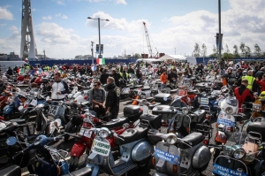 Sejarah Vespa - Vespa World Days