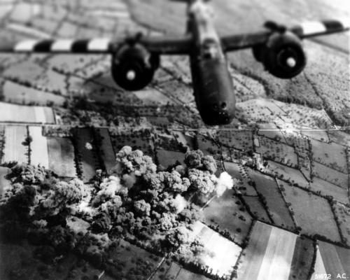 Sejarah Vespa - WW2 Bomber
