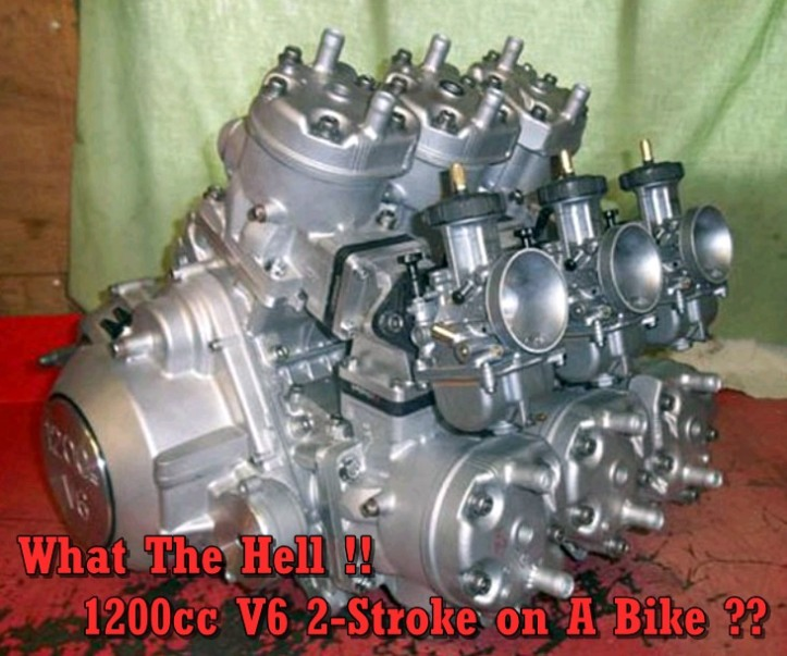 Stan Stephen Yamaha 1200cc V6
