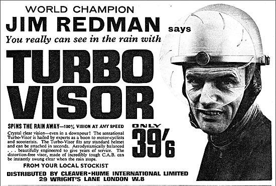 Helm Unik - Turbo Visor Helmet