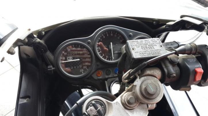 Yamaha TZM 150 Gress
