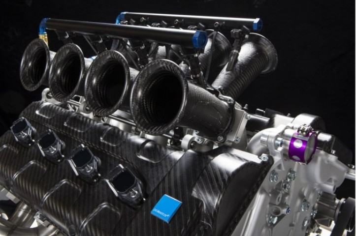 Yamaha V8 Engine with Polestar - Volvo 2
