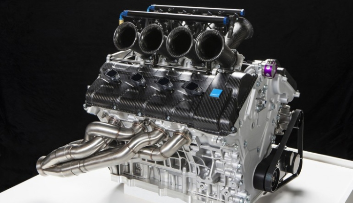 Yamaha V8 Engine with Polestar - Volvo