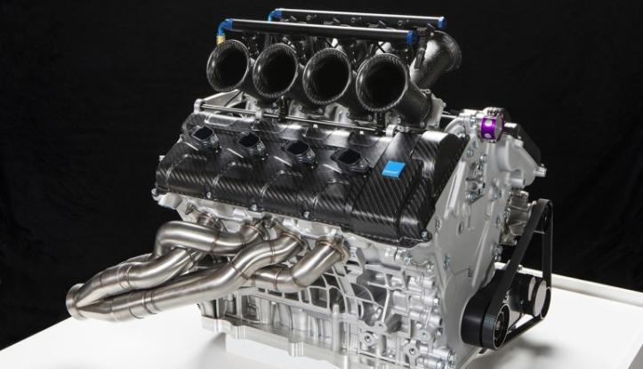 Yamaha V8 Engine with Polestar - Volvo