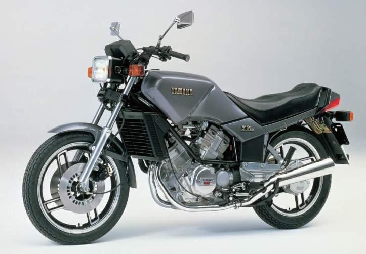 Yamaha XZ550