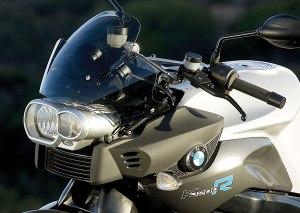 BMW K1200R Asymmetric Headlight
