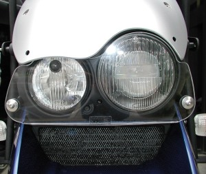 BMW R1150GS Asymmetrical Headlights