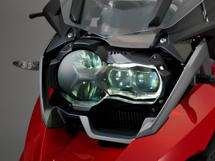 BMW R1200GS Asymmetric Headlight