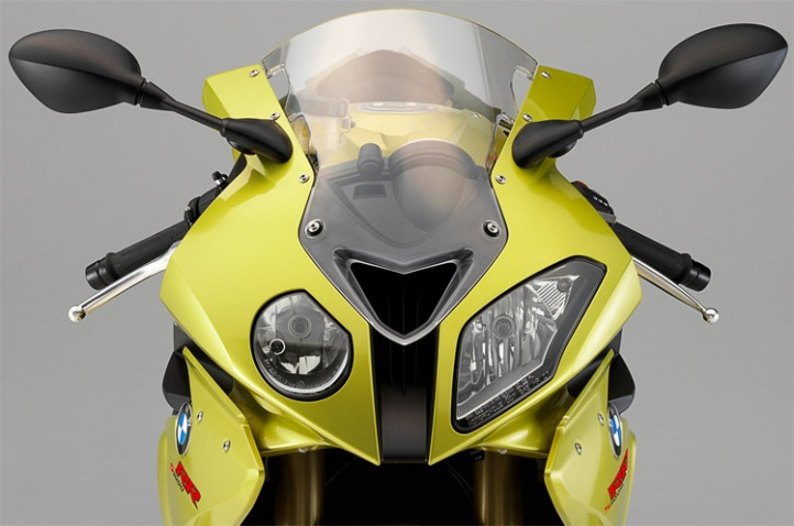 BMW S1000RR Asymmetric Headlight