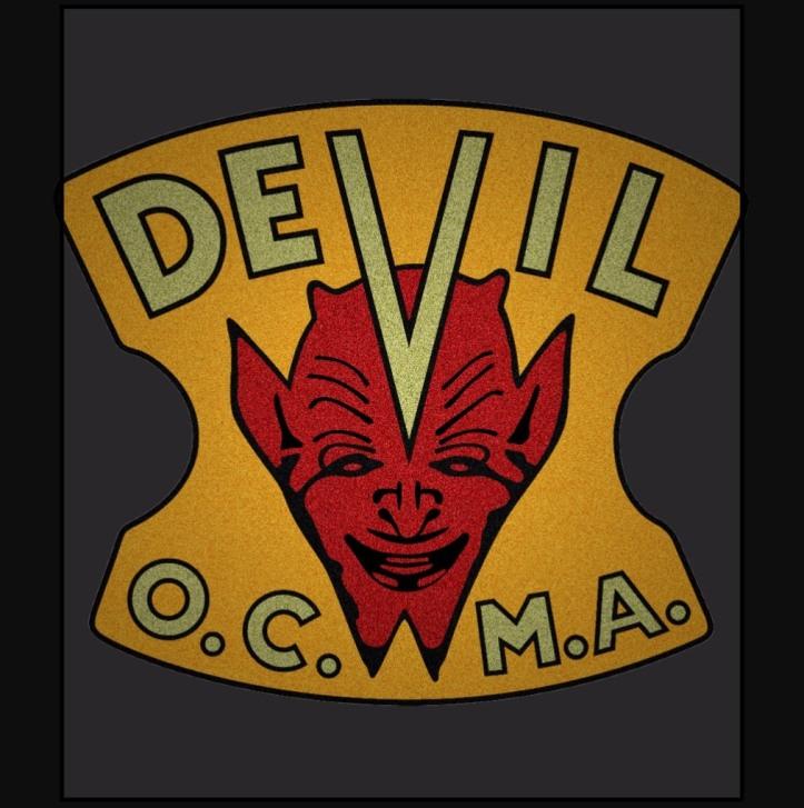 Devil Motorcycle