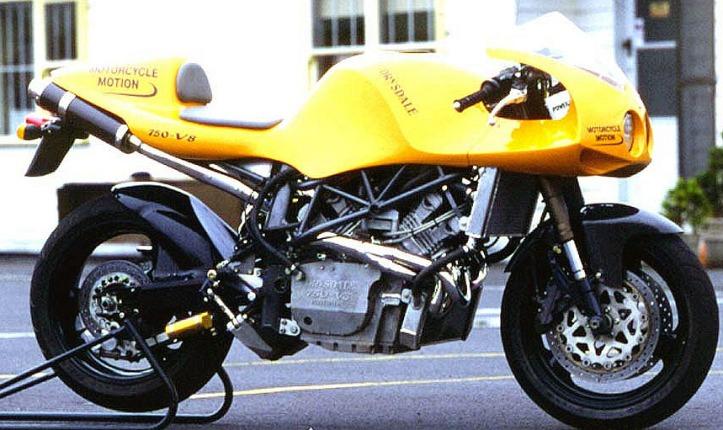 Drysdale 750 V8 Superbike 7