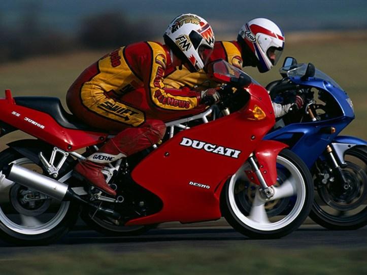 Ducati 400SS