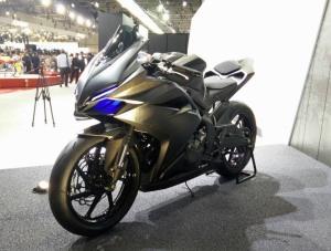 Honda CBR250RR 2 Silinder