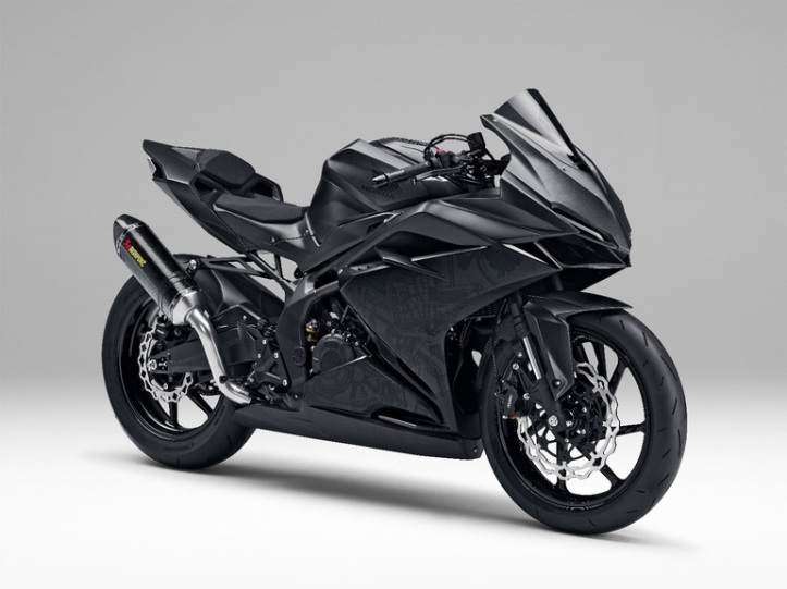 Honda Lightweight Supersport Concept