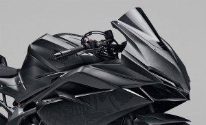 Honda Lightweight Supersport Concept