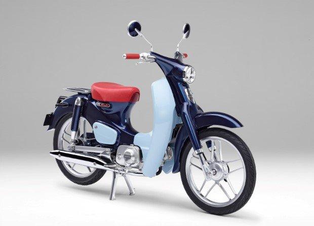 Honda Super Cub Concept