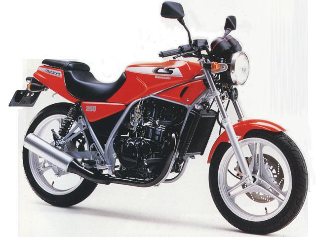 Kawasaki CS 250
