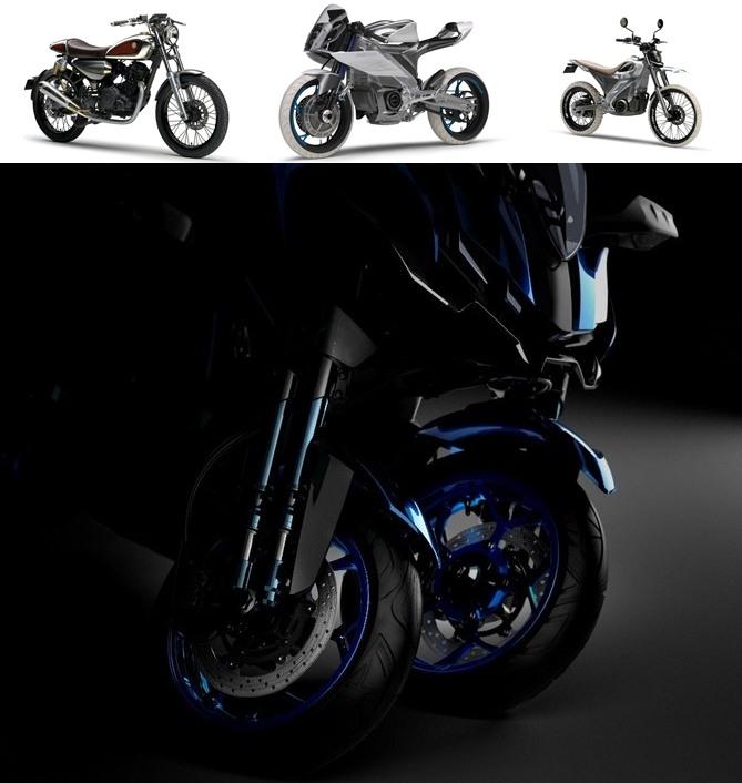 Motor Konsep Yamaha Tokyo Motor Show 2015