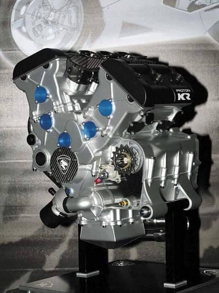 Proton KR5 Engine