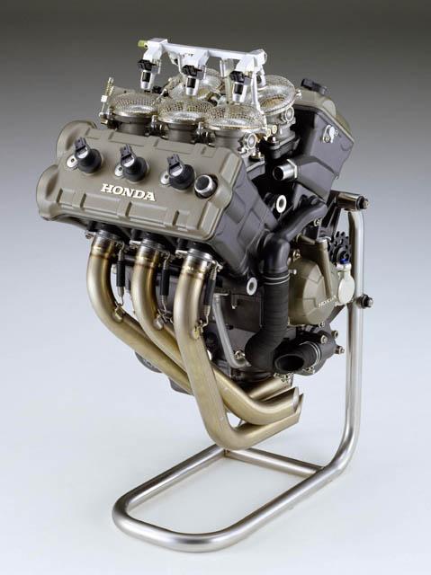 RC211V Engine