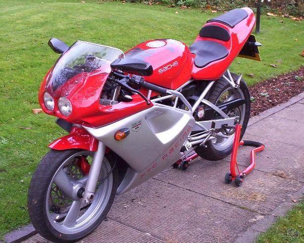 Sachs XTC-R 125 Supersport