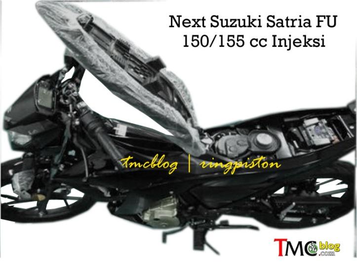 Suzuki Satria FU Injeksi