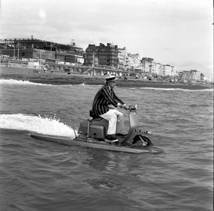 Motor Amfibi