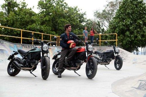 Ducati Scrambler Sixty2 400