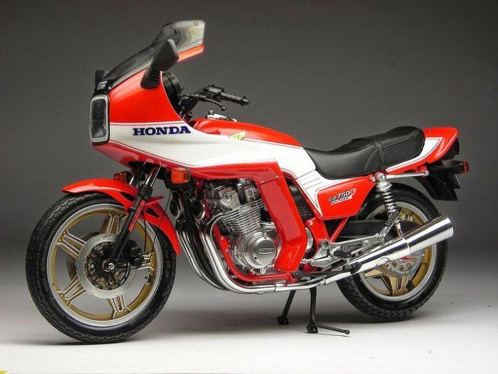 Honda CB750F2 Bol D'Or