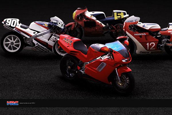 Honda NR250 Turbo