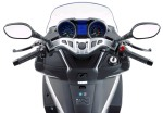 Kawasaki J125 Panel Speedometer