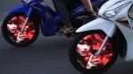 Moto Wheelie - Velg Bergambar
