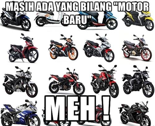 Motor di Indonesia